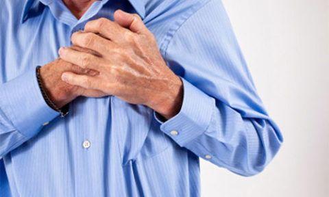 Дикомфорт в области сердца