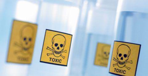 Длительное воздействие токсических веществ
