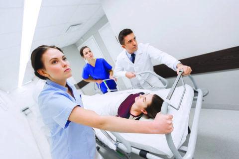 Экстренные меры принимают вне зависимости от желания пациента