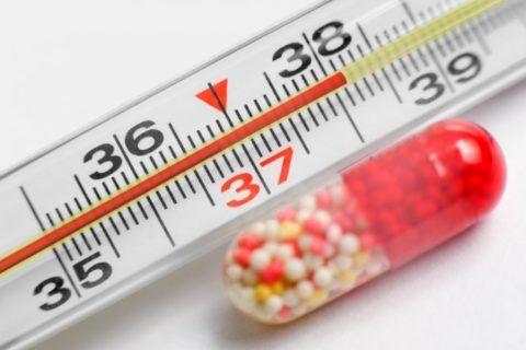 Эндокардиты сопровождаются повышением температуры.