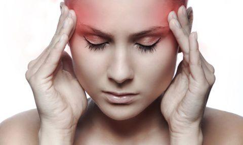 Головная боль – дефицит кислорода в мозговых артериях.