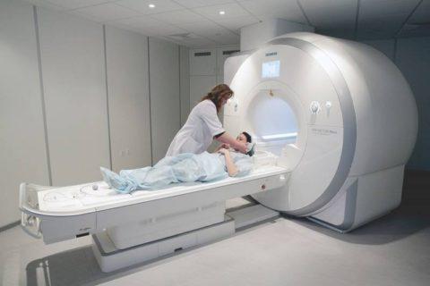 Магнитно-резонансная томография – исследование сердечной мышцы при помощи трехмерного изображения.