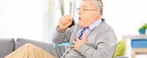 Проблемы с дыханием и кашель могут быть обусловлены не только болезнью лёгких