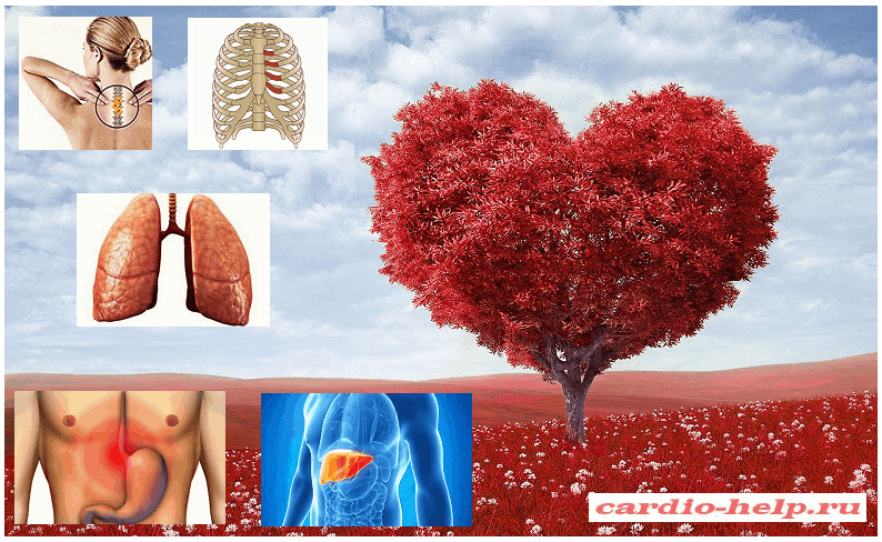 Тяжесть в грудине посередине давящая и тяжело дышать: лечение
