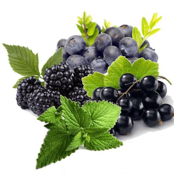 Рецепт с ягодами