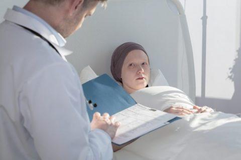 Люди, больные раком или страдающие другими тяжелыми недугами