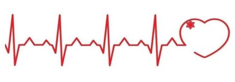 Нормальная работа миокарда – 60-80 уд/мин, с одинаковыми промежутками времени и импульсом из синусового узла