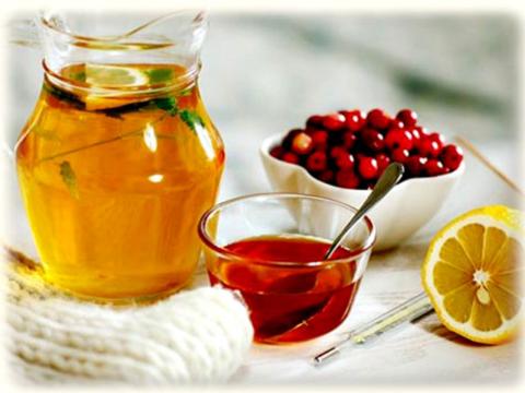 Сок с медом