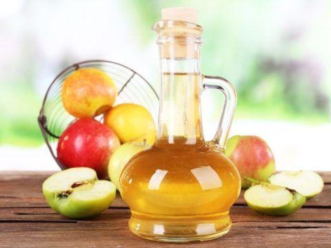 Яблочный уксус стабилизирует показатели АД.