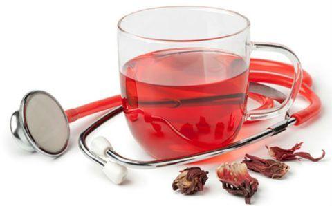 Каркаде положительно влияет на кровеносную систему, но не оказывает выраженного эффекта на артериальное давление