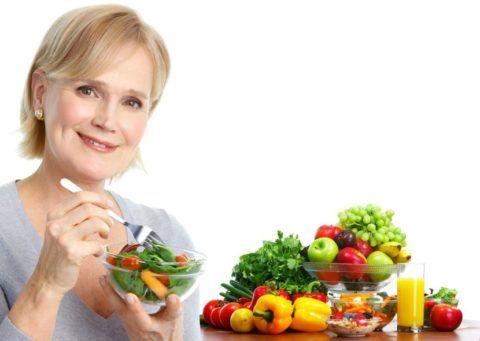Правильное питание – необходимая мера в терапии атеросклероза БЦА