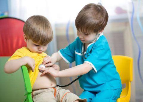 Дети с МАРС ничем не отличаются от здоровых сверстников