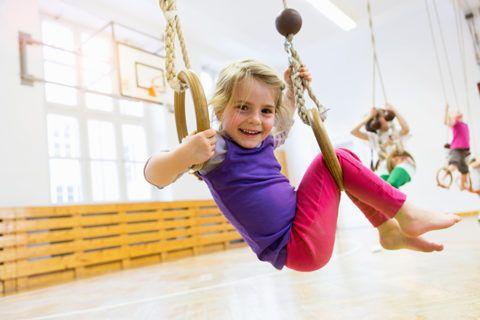 Диагноз МАРС не означает, что ребенок должен ограничивать физическую активность