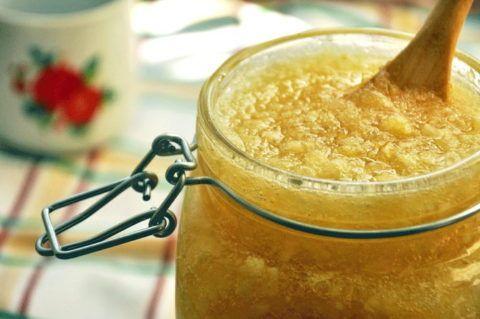 С медом и лимоном