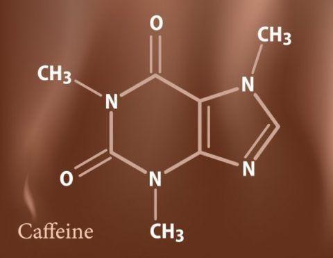Содержание кофеина в одной чашке (среднее)