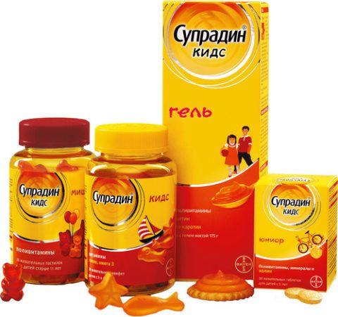 Употребление минерально-витаминных-комплексов
