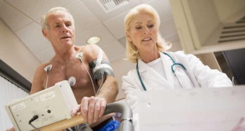 Для нагрузочного теста, как в кардиологии, так и спортивной медицине, нет возрастных ограничений