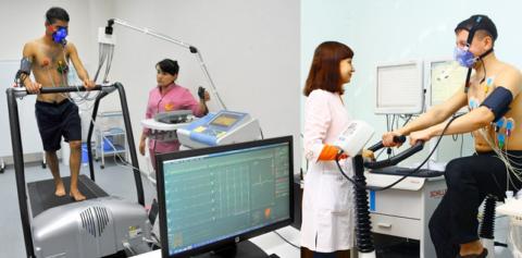 Методы нагрузочной диагностики функционального состояния сердечно-сосудистой системы