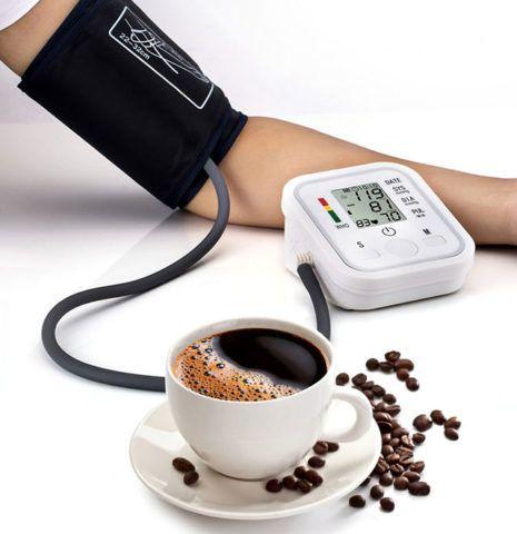 Кофе нельзя пить при усугублении гипертонической болезни