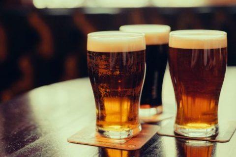 Пиво и сидр