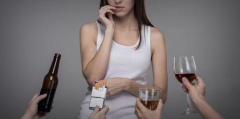 Алкоголизм и чрезмерное курение вызывают увеличение МСНС концентрации HB