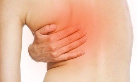 Боли в спине или руке
