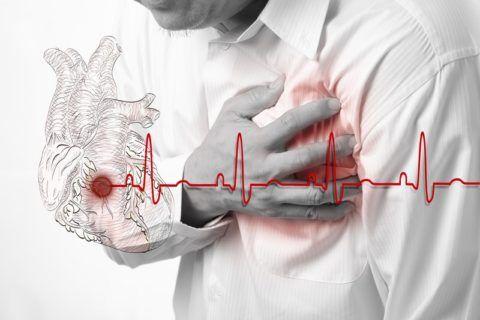 Резкая боль в сердце – признак приступа