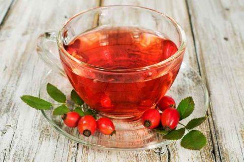 Боярышниковый чай