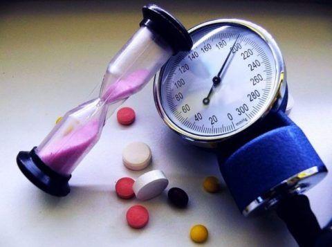 Гипертензия – одна из причин появления одышки и сердечной недостаточности