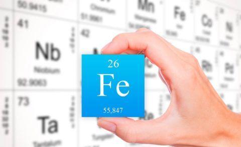 Железо – важнейший элемент газообмена в живом организме, потому что связывает кислород в молекуле гемоглобина
