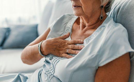 Приступ патологической тахикардии может возникнуть в состоянии покоя