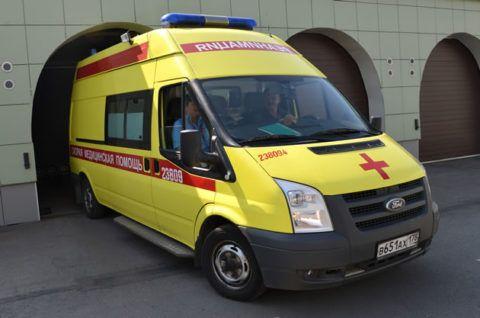 При ухудшении состояния пострадавшего необходимо вызвать скорую помощь