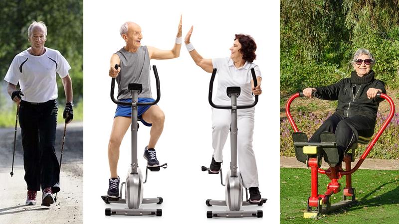 Лучшие кардиотренировки при гипертонии – ходьба, работа на гребном или велотренажере