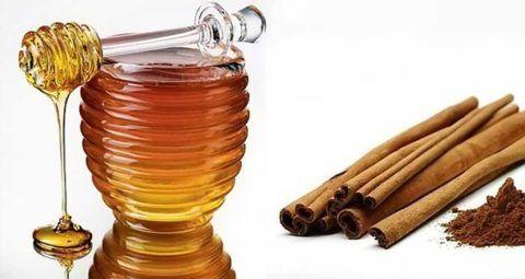 Корицу при гипертонии полезно употреблять с натуральным медом