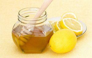 Медово-лимонная смесь с травами