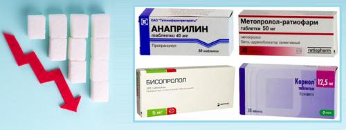 Терапия β-адреноблокаторами у диабетиков требует периодического контроля в крови калия, триглицеридов, холестерина