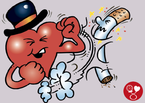Даже пассивное курение повышает верхнее и нижнее артериальное давление на 5 мм рт. ст.